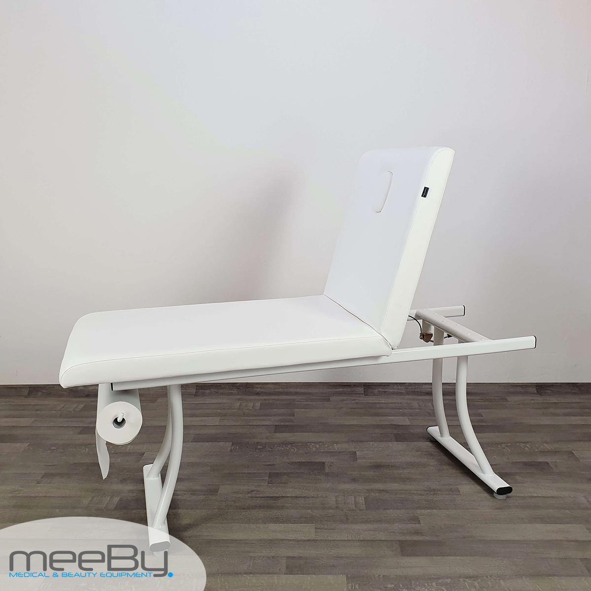 Lettino Massaggio Estetista.Lettino Da Massaggio Bianco Per Estetista Visita Medica Studio Estetica