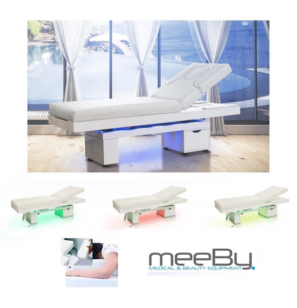 Lettino Da Massaggio Elettrico.Lettino Da Massaggio Kelly Meeby Attrezzature Per L Estetica